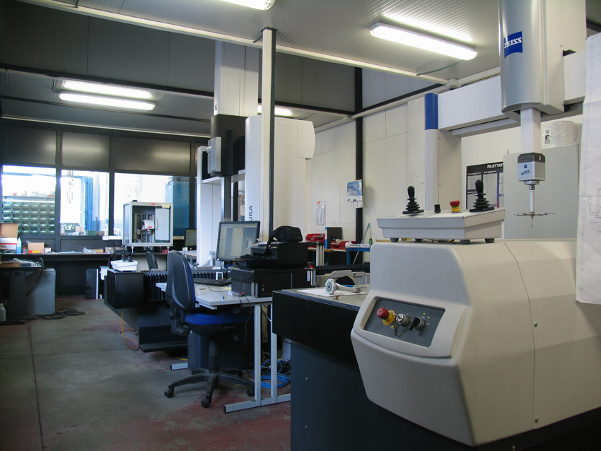 Sala Metrologica CAU
